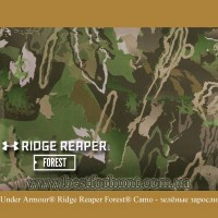 Under Armour® Ridge Reaper Forest® Camo