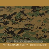 Woodland Digital Camo™