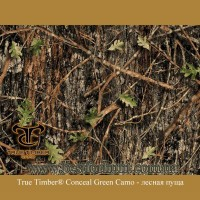 True Timber® Conceal Green Camo