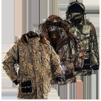 Куртки утеплені