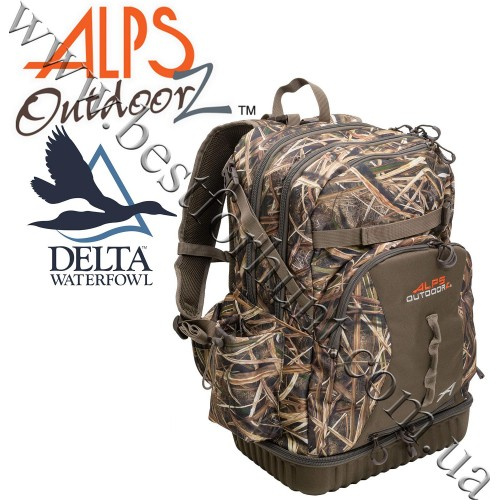 ALPS OutdoorZ® Delta Waterfowl™ Backpack Blind Bag Mossy Oak® Shadow Grass® Blades™