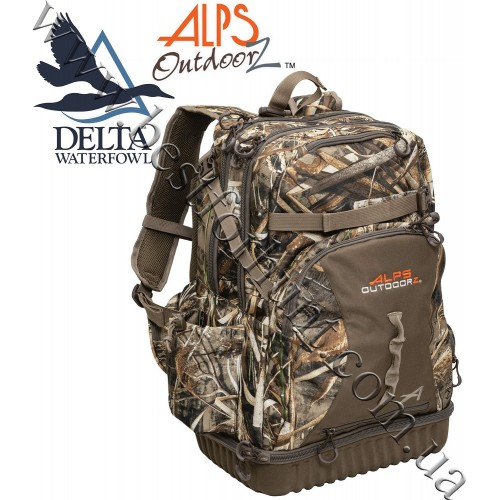 ALPS OutdoorZ® Delta Waterfowl™ Backpack Blind Bag Realtree MAX-5®