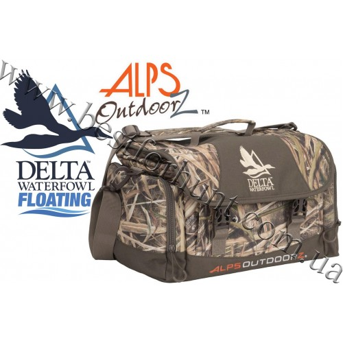 ALPS OutdoorZ® Delta Waterfowl™ Floating Blind Bag Mossy Oak® Shadow Grass® Blades™