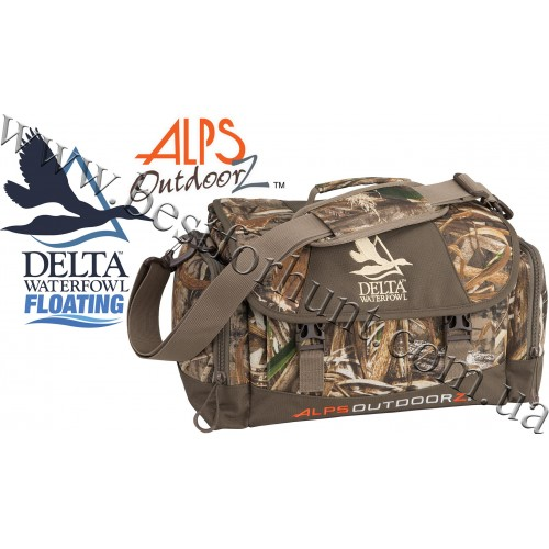 ALPS OutdoorZ® Delta Waterfowl™ Floating Blind Bag Realtree MAX-5®