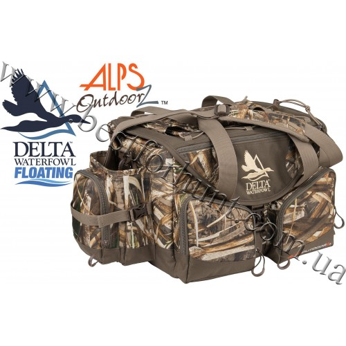 ALPS OutdoorZ® Delta Waterfowl™ Floating Deluxe Blind Bag Large Realtree MAX-5®
