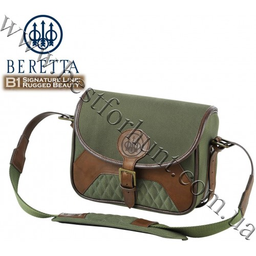 Beretta® B1 Signature Large Cartridge Bag BS84 Green