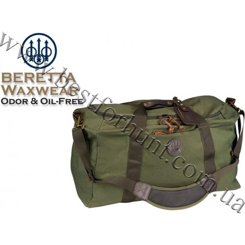 Beretta® Waxwear Duffle Bag BS130 Green