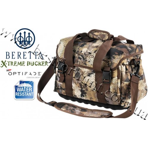 Beretta® Xtreme Ducker™ Medium Blind Bag GORE™ OPTIFADE™ Concealment in Waterfowl Marsh