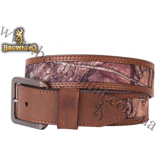 Browning® Camo Strap Belt Mossy Oak® Break-Up® COUNTRY™