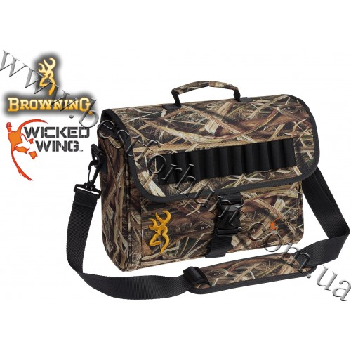 Browning® Wicked Wing™ Shoulder Bag Mossy Oak® Shadow Grass® Blades™