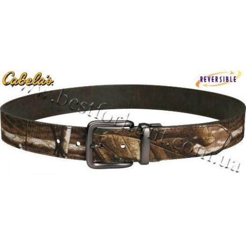 Cabela's Camo Reversible Belt Realtree AP®