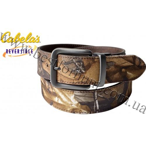 Cabela's Camo Reversible Belt Realtree Xtra®