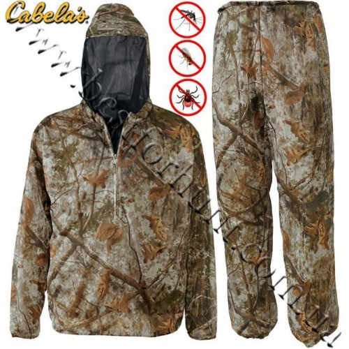 Cabela's Classic Bug Suit II Cabela's Zonz™ Woodlands