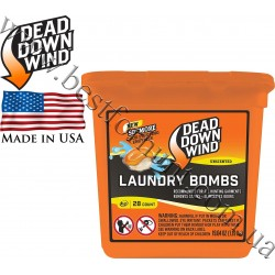 Dead Down Wind™ Unscented Laundry Bombs 28 Count