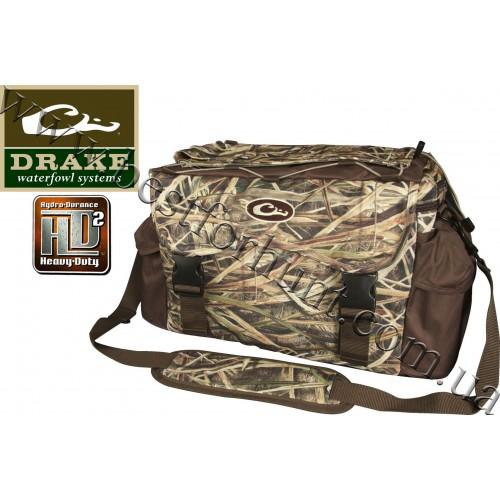 Drake Waterfowl® Dog Trainer's Field Bag Mossy Oak® Shadow Grass® Blades™