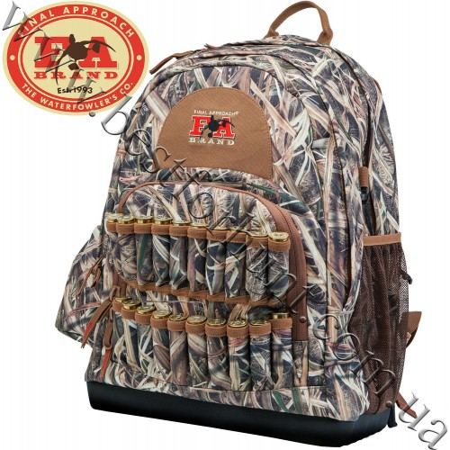 Final Approach® Hunting Backpack Mossy Oak® Shadow Grass® Blades™