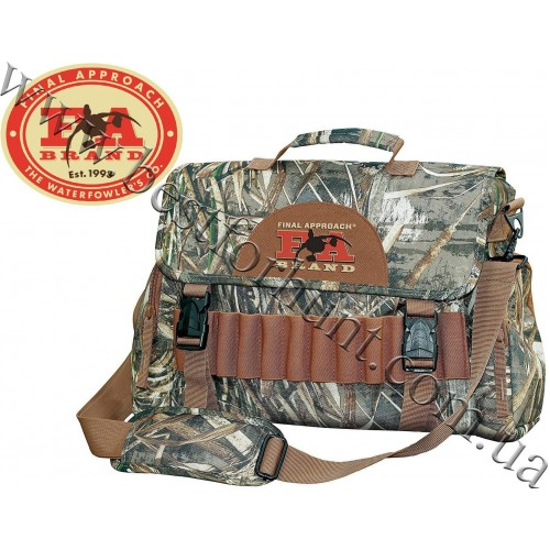 Final Approach® Timber Shoulder Bag Realtree MAX-5®