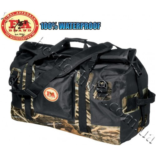 Final Approach Waterproof Gear Bag Large Realtree MAX-4®