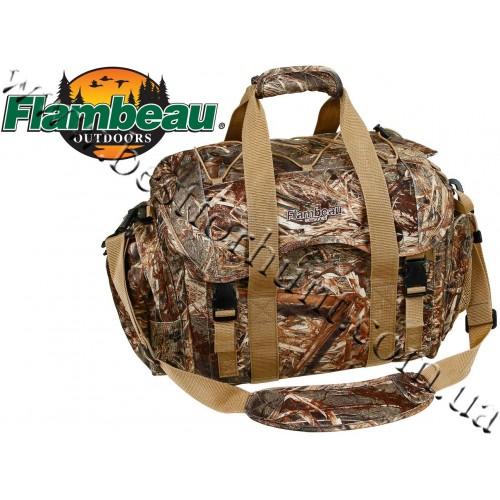 Flambeau® Large Floating Blind Bag Mossy Oak® Duck Blind®