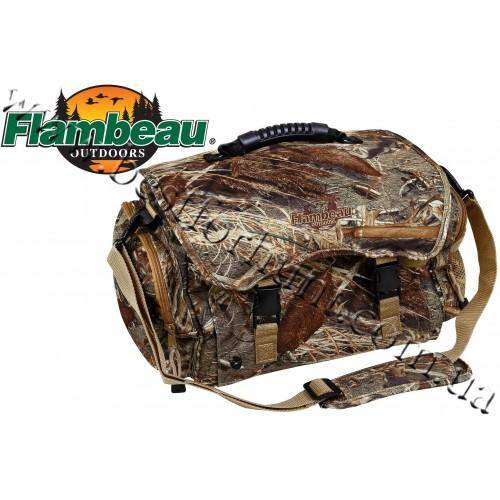 Flambeau® Medium Floating Blind Bag Mossy Oak® Duck Blind®