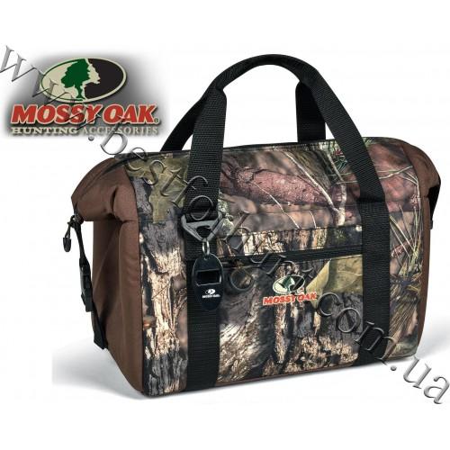 Mossy Oak® Raker Cooler Soft Insulated Bag With Bottle Opener Mossy Oak® Break-Up® COUNTRY™