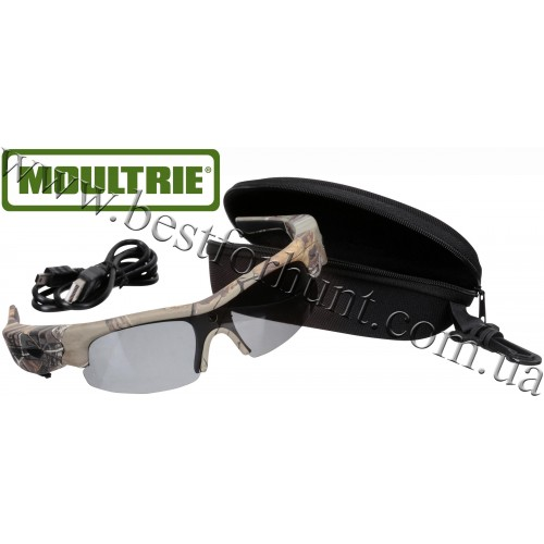 Moultrie® HD Video Camera Glasses Realtree Xtra®