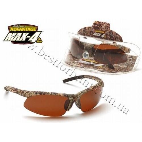 RealTree® Full Sport Polarized Sunglass Advantage® MAX-4™ HD®