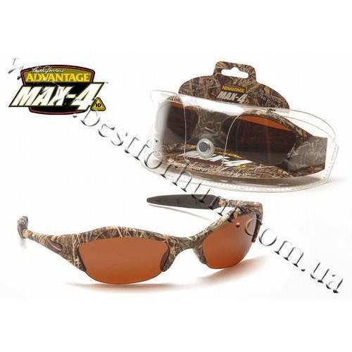 RealTree® Half Sport Polarized Sunglass Advantage® MAX-4™ HD®