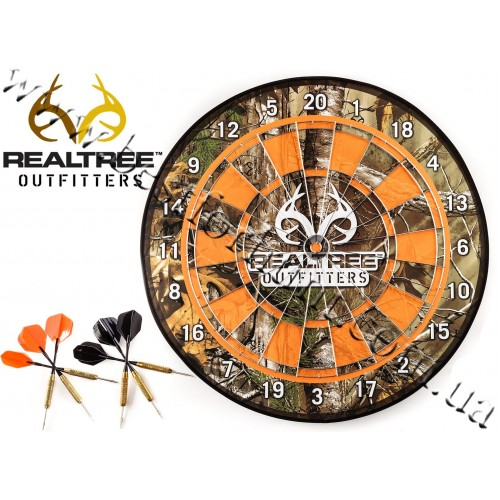 Realtree Outfitters® Dartboard Realtree Xtra®