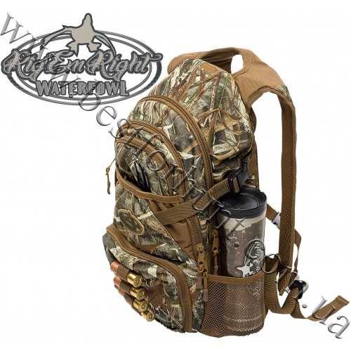 Rig'Em Right Waterfowl™ Stump Jumper Backpack Realtree MAX-5®