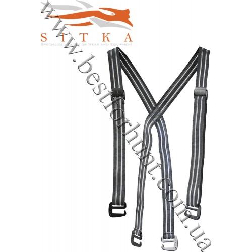 Sitka™ Gear Suspenders Woodsmoke