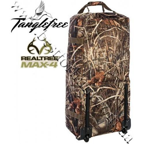 Tanglefree® Rolling Duffel Bag Realtree MAX-4®