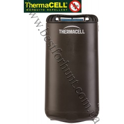 ThermaCELL® Patio Shield Mosquito Repellent Black with 12 Hours Refills