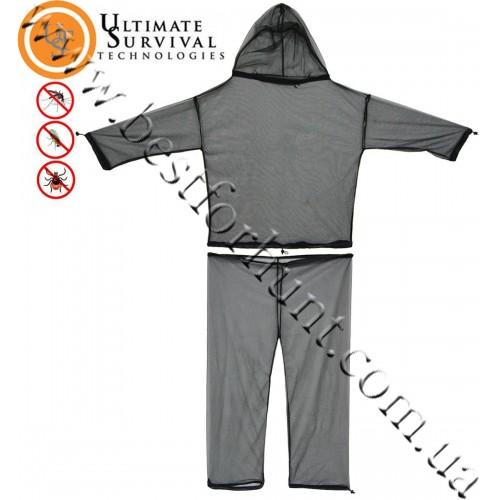 Ultimate Survival Technologies® No-See-Um Pants And Jacket Black