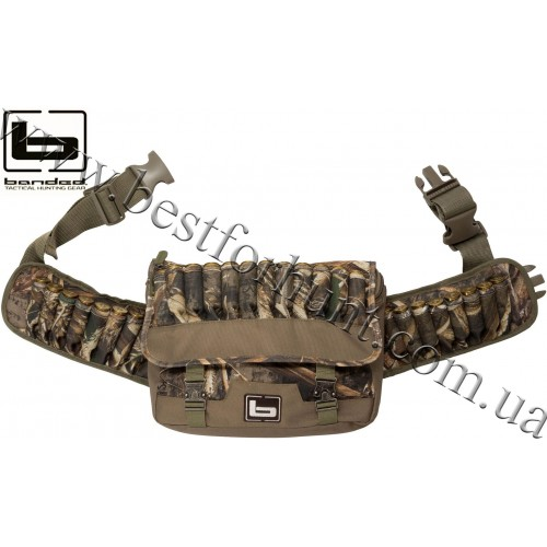 Banded® 2-in-1 Shell Shoulder Bag and Waist Pack Realtree MAX-5®