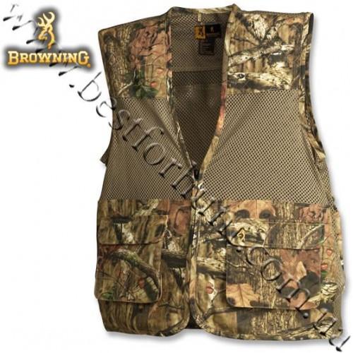 Browning® Dove Vest Mossy Oak® Break-Up® Infinity™