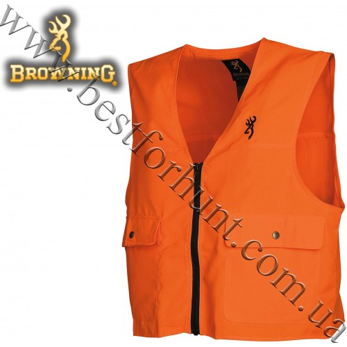 Browning® Safety Vest Blaze