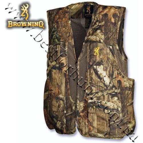 Browning® Upland Game Vest Mossy Oak® Break-Up® Infinity™