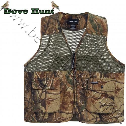 Dove Hunting Mesh Vest Realtree AP®