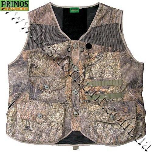 Primos® Randy Anderson Signature Series Predator Vest™ Mossy Oak® Brush®