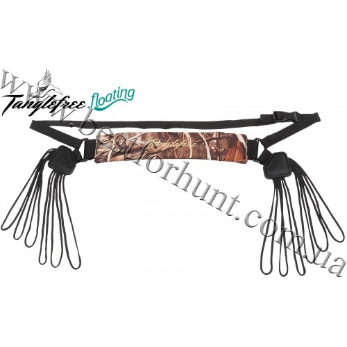 Tanglefree® Floating Duck Strap Realtree MAX-4®