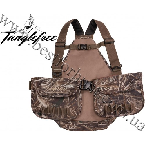 Tanglefree® Upland Game Vest Realtree MAX-5®