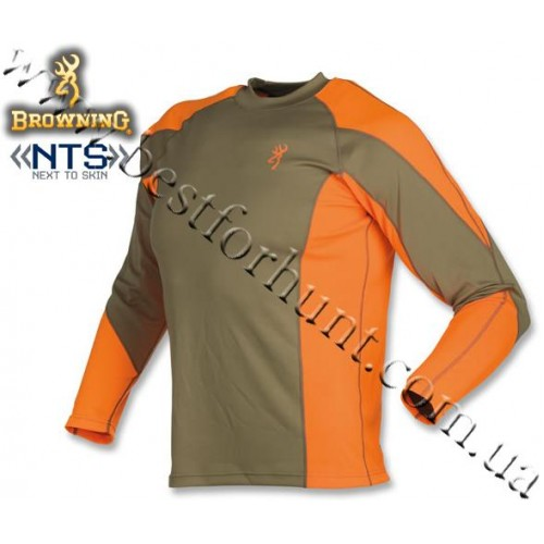 Browning® Next To Skin Upland Blaze Shirt