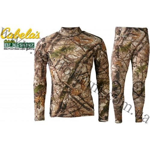 Cabela's Bug Skinz® Bugproof Set Zonz™ Woodlands