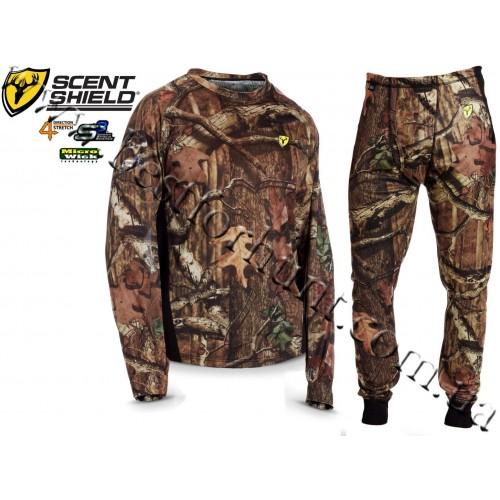 Scent Shield® S3® 8th Layer™ Baselayer Mossy Oak® Break-Up® Infinity™