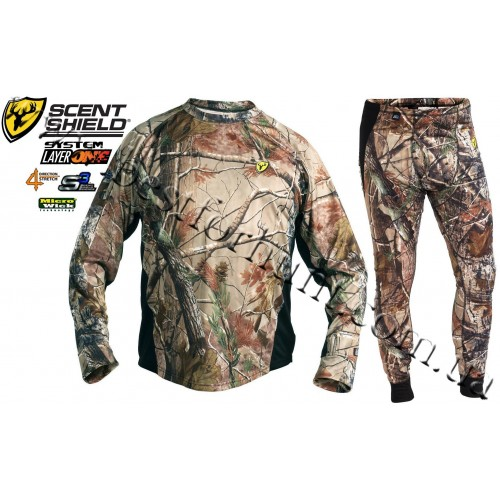 Scent Shield® S3® 8th Layer™ System Layer One Realtree AP®