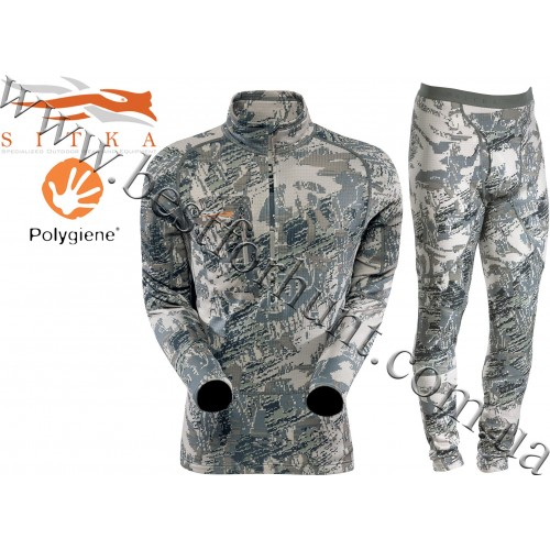 Sitka™ Gear Core Heavyweight Thermal Hunting Set GORE™ OPTIFADE™ Concealment in Open Country