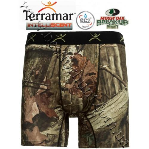 Terramar 2.0 Stalker INTELLISCENT™ Boxer Essentials Briefs Mossy Oak® Break-Up® Infinity™