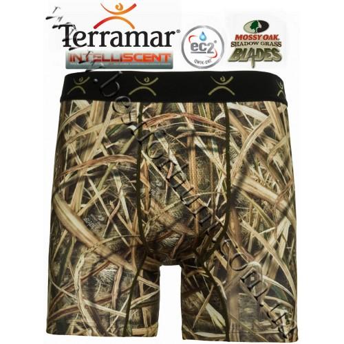 Terramar 2.0 Stalker INTELLISCENT™ Boxer Essentials Briefs Mossy Oak® Shadow Grass® Blades™