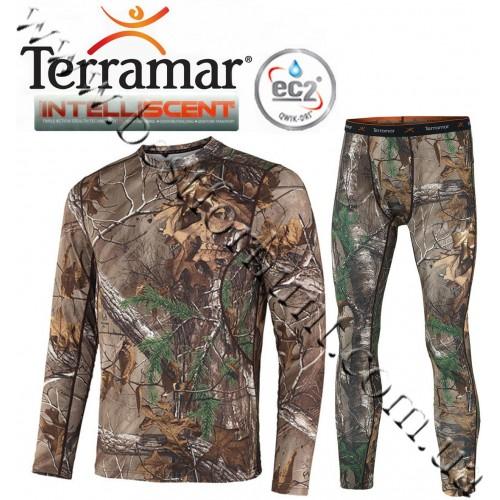 Terramar® 2.0 Stalker INTELLISCENT™ Midweight Base Layer Set Realtree Xtra®